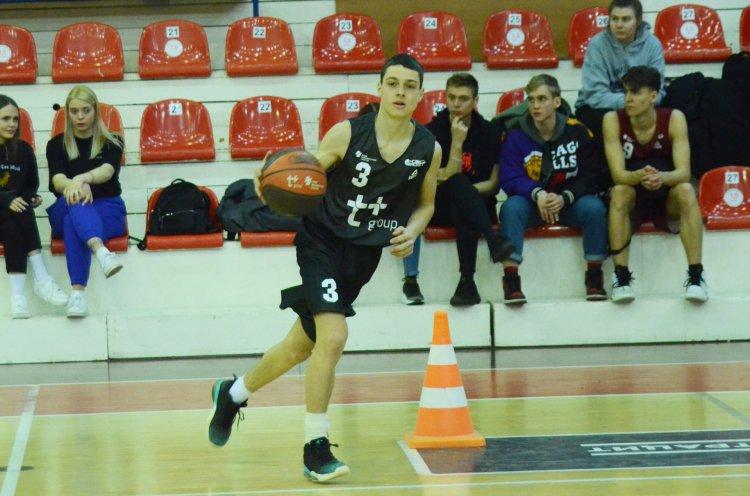 Краевой финал школьной баскетбольной лиги «КЭС-Баскет» прошел во Владивостоке