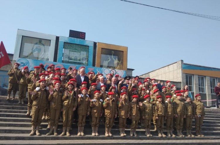 В Арсеньеве проходит краевая Спартакиада молодежи допризывного возраста