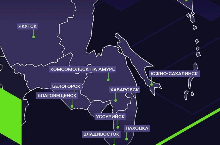 Юношеская футбольная лига впервые на Дальнем Востоке
