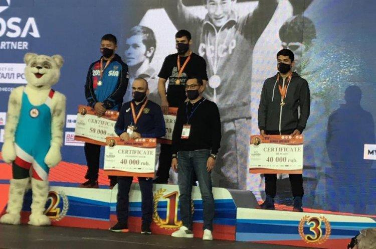 Борец из Владивостока завоевал «бронзу» международного турнира в Якутии