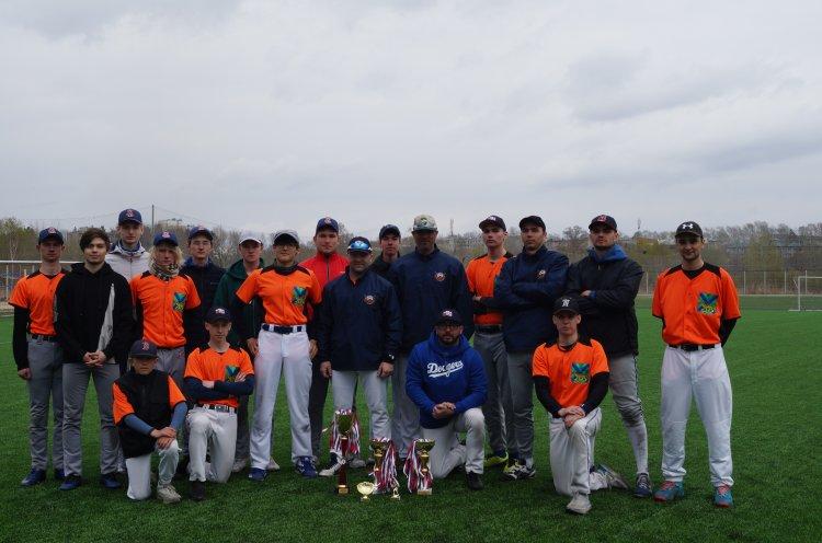 Приморские бейсболисты отличились на всероссийских соревнованиях в Хабаровске