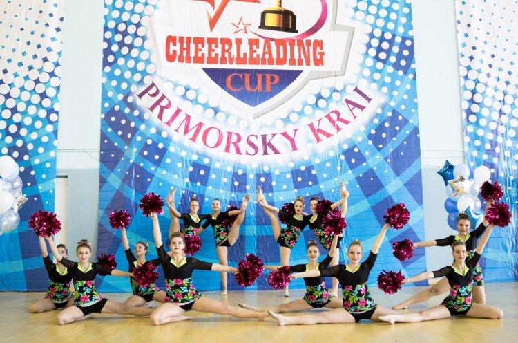Спортивные выходные в Приморье – Президентские игры, чир спорт и киокусинкай