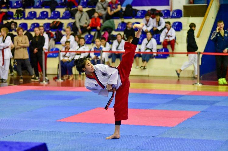 Всероссийский турнир «Кубок Дальнего Востока» по тхэквондо прошел в Приморье