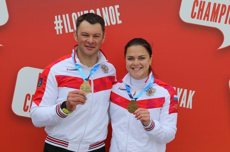 Приморский гребец Иван Штыль выиграл «золото» на этапе Кубка мира