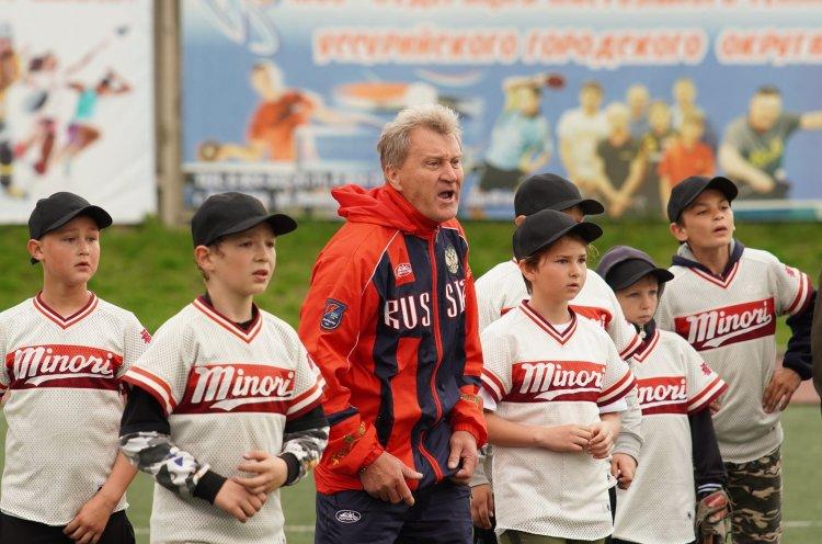 Находкинские бейсболисты стали победителями краевых соревнований «Золотая ловушка»