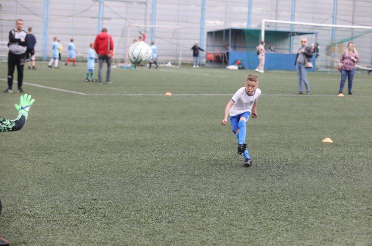 Юные футболисты из Уссурийска победили в детском футбольном турнире «Большие звезды светят малым»