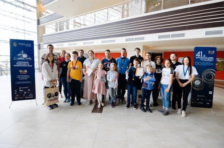 Флешмоб в поддержку Всемирного фестиваля Го Genius Extreme прошел во Владивостоке