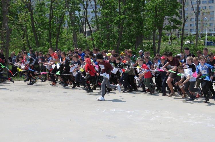 Более 750 приморцев соревновались в спортивном ориентировании на острове Русский