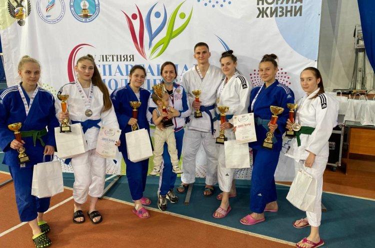 Приморские дзюдоисты отобрались на финал V летней Спартакиады молодежи