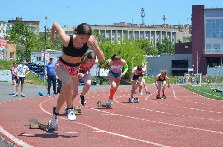 Чемпионат и первенство Приморского края по легкой атлетике выявили сильнейших спортсменов региона