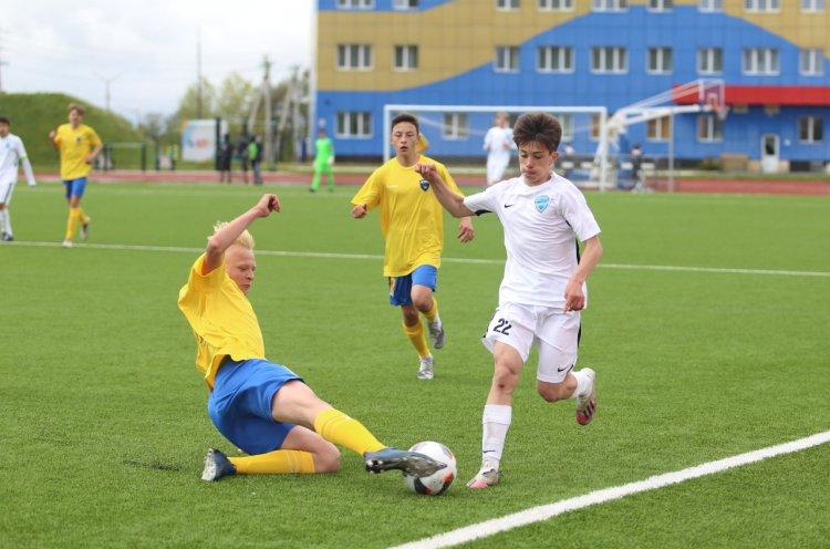 Приморские команды успешно стартовали в ЮФЛ ДВ