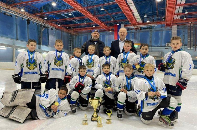 Завершился хоккейный сезон краевого фестиваля среди юношеских команд ЮХЛ ПК