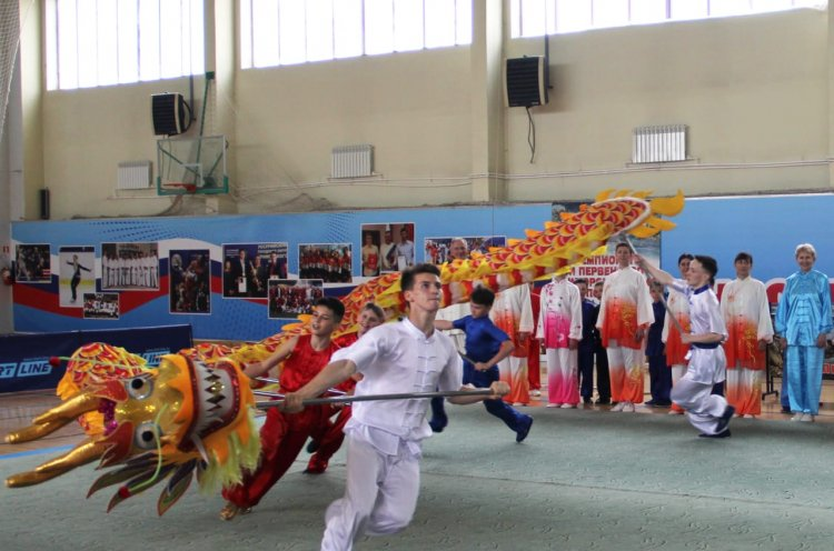 Ушуисты Приморья выявили сильнейших на чемпионате и первенстве региона