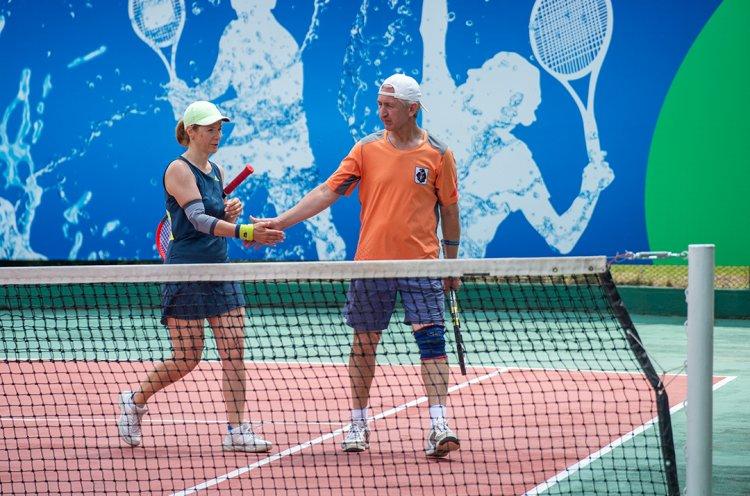 Подведены итого краевого теннисного турнира памяти Ю.М. Серебрякова «Кубок Славда»