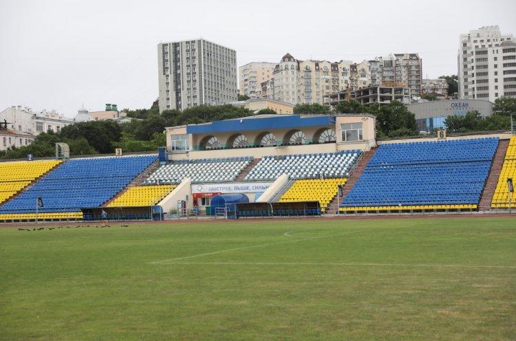 ФК «Динамо-Владивосток» приглашает на просмотр