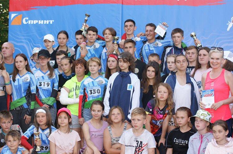 Приморские ориентировщики успешно выступили на соревнованиях в Хабаровске