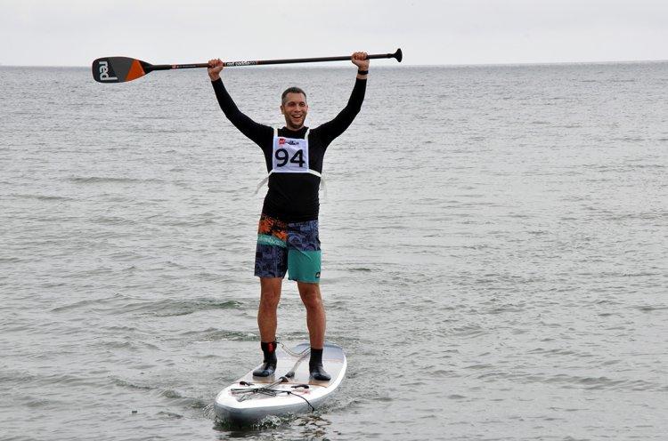 Чемпионат по серфингу провели в Приморье