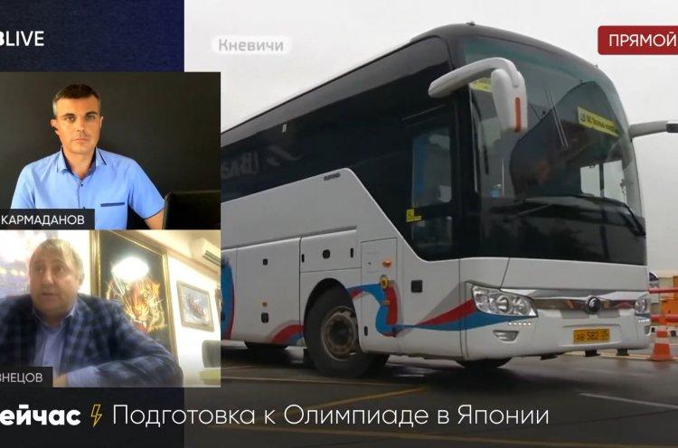 Жан Кузнецов стал участником программы Дальний Восток LIVE