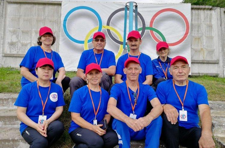Самые спортивные пенсионеры Приморья живут в Уссурийске