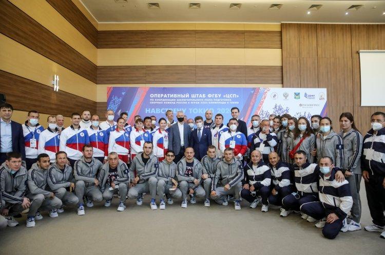 Олег Матыцин и Олег Кожемяко осмотрели условия подготовки олимпийских спортсменов в Приморье