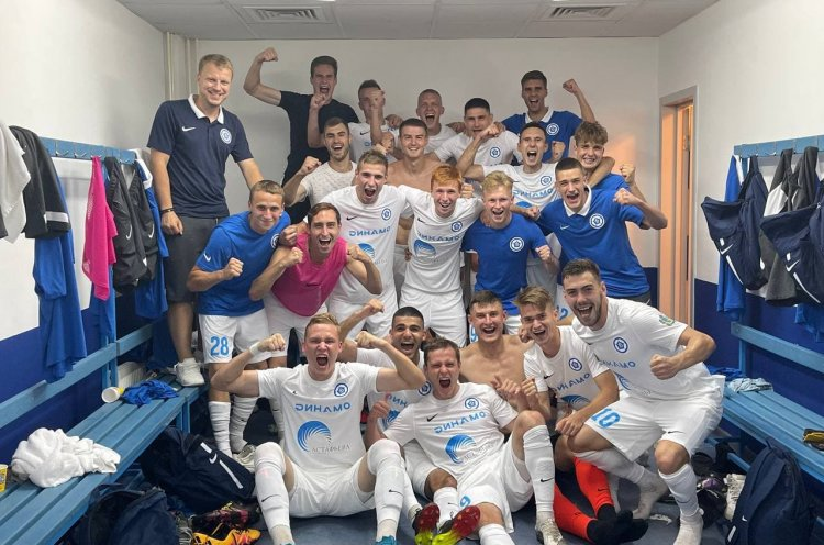 «Динамо-Владивосток» выбило «Сахалин» из Кубка России