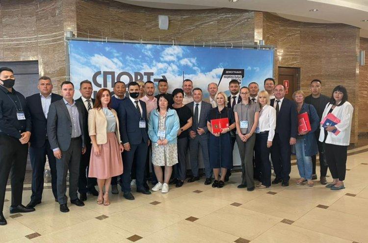 Реализацию проекта «Спорт - норма жизни» в регионах Дальнего Востока обсудили в Приморье
