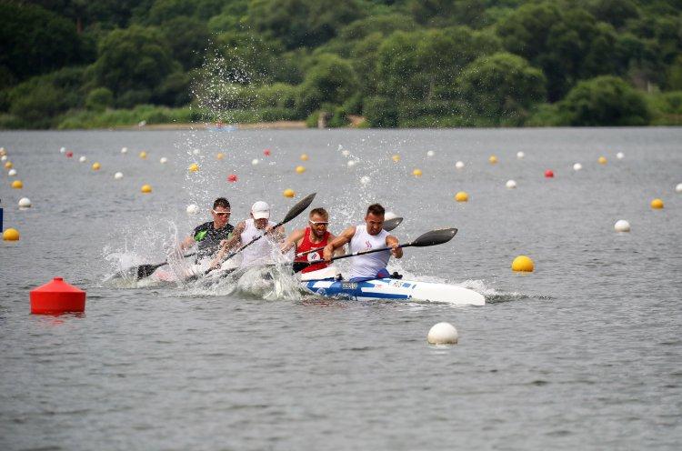 Российские спортсмены высоко оценили гребную базу в Лозовом