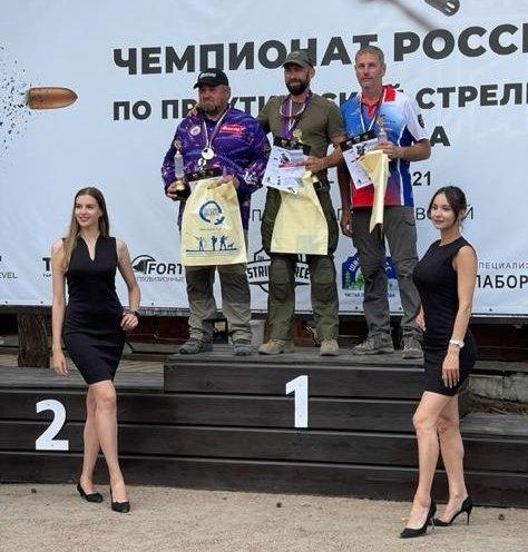 Приморцы отличились на чемпионате России по стрельбе из карабина