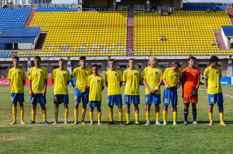 Владивостокская команда КСШОР расположилась на втором месте после первого круга ЮФЛ ДВ