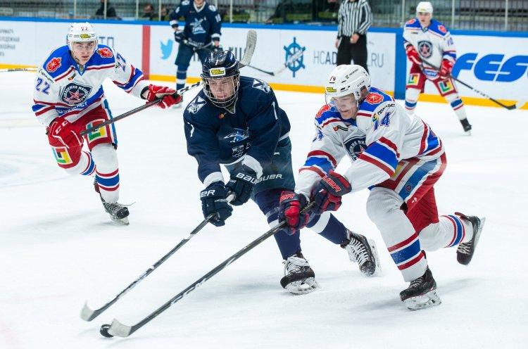 Стали известны первые игры сезона 2021/22 хоккейной команды «Тайфун».