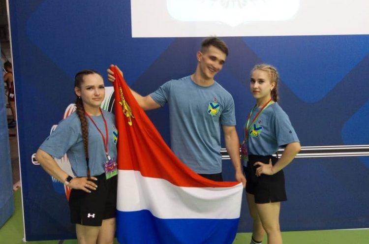 Приморцы вошли в ТОП-10 сильнейших спортсменов России