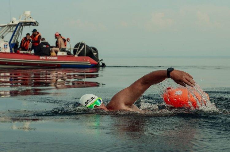 Приморцы выйдут на старт экологического заплыва через озеро Байкал