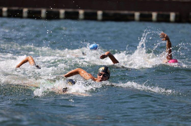 Кубок Губернатора по плаванию на открытой воде состоится в Приморье