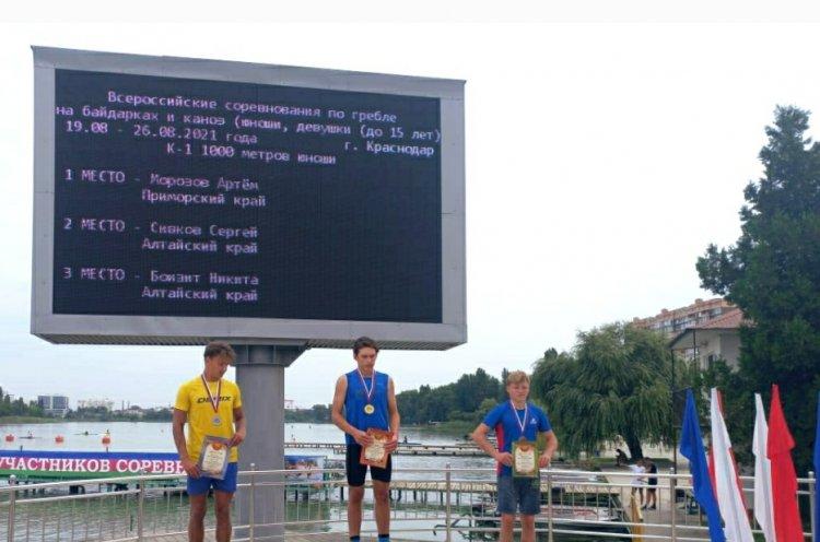 В Приморье подрастает достойная смена олимпийским чемпионам