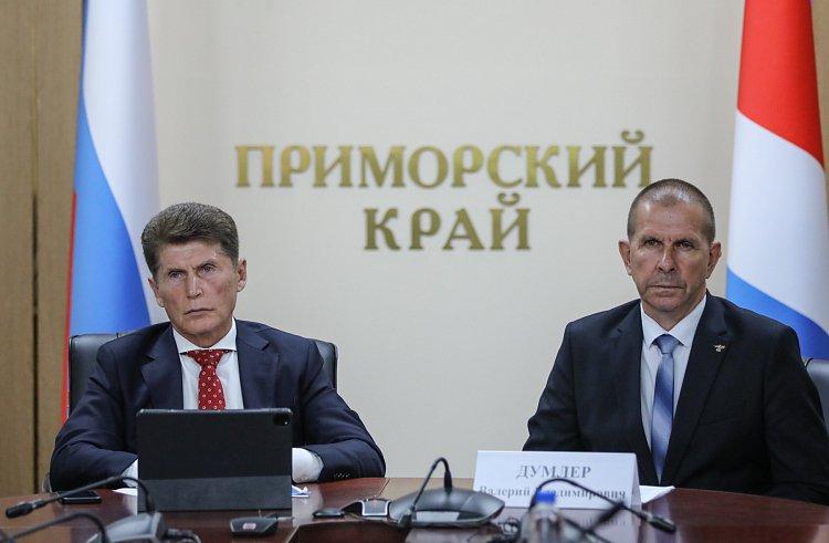 Олег Кожемяко: Необходимо вовлечь в спорт каждого российского ребенка