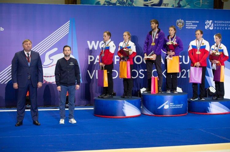 Россияне заняли второе место на турнире по керлингу в рамках ВЭФ