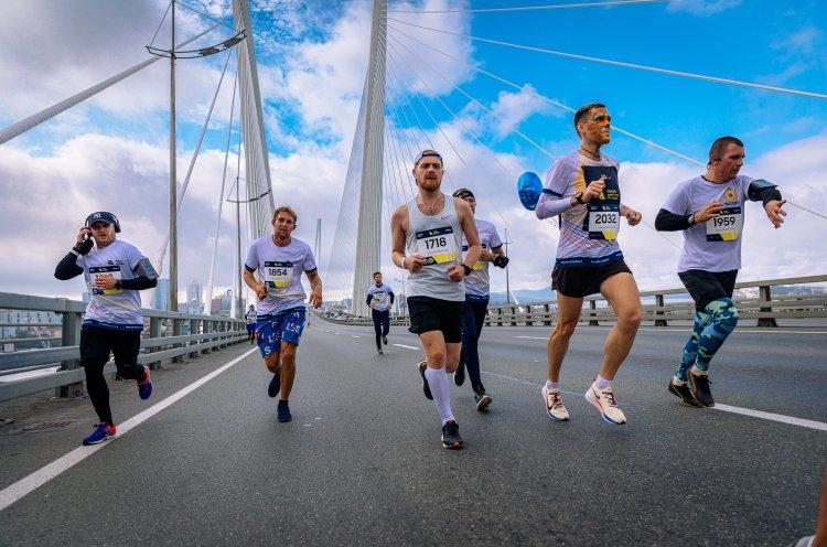 V Galaxy Vladivostok Marathon: от Сахалина до Берлина
