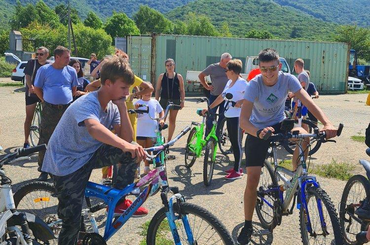 Фестиваль велосипедного спорта состоялся в Шкотовском районе