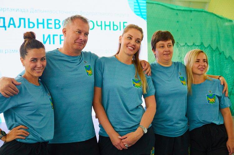 В рамках ВЭФ в краевой столице прошли «Дальневосточные игры»