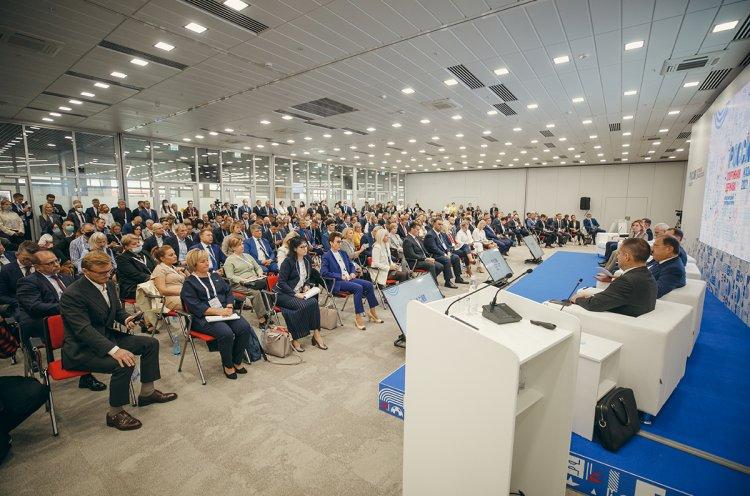 Делегация из Приморья принимает участие в форуме «Россия – спортивная держава» в Казани