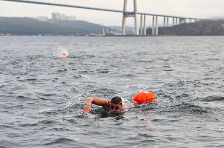 В заплыве «Обними Россию» примут участие пловцы со всей страны