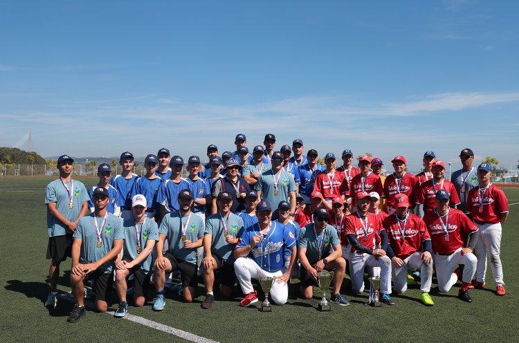 Во Владивостоке состоялись Всероссийские соревнования по бейсболу