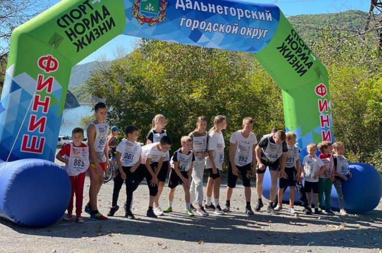 Приморье присоединилось к Всероссийскому дню бега «Кросс нации-2021»
