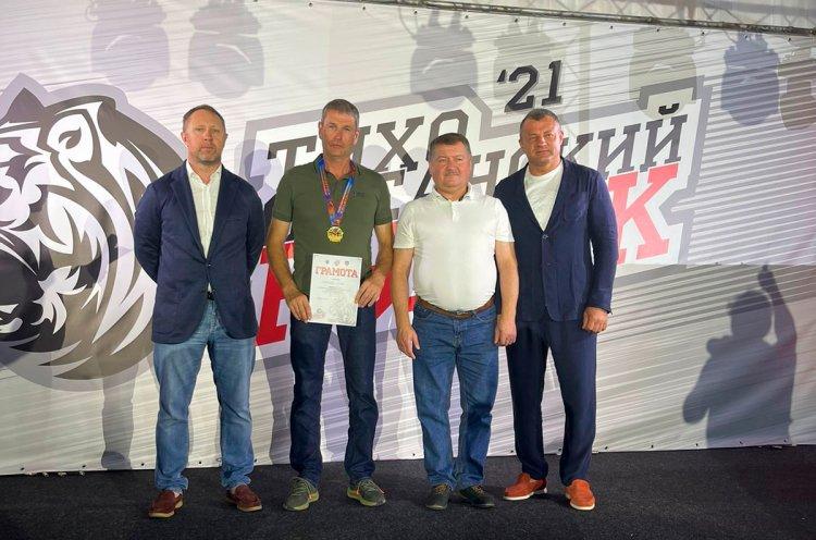 Семь медалей Всероссийских соревнований по практической стрельбе «Тихоокеанский рубеж-2021» завоевали приморцы