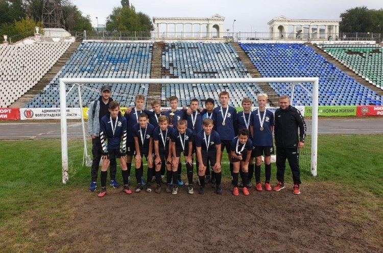 Юные приморские футболисты завоевали «бронзу» Всероссийских соревнований «Кожаный мяч»