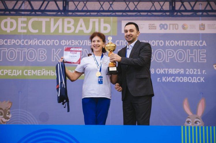 Самая спортивная бабушка России живет в Дальнегорске
