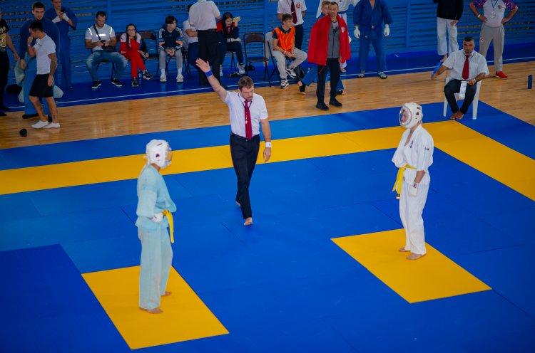 Юные кудоисты Приморья выявили сильнейших на первенстве края