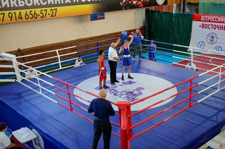Межрегиональный турнир по боксу памяти Алексея Ибрагимова прошел в Находке