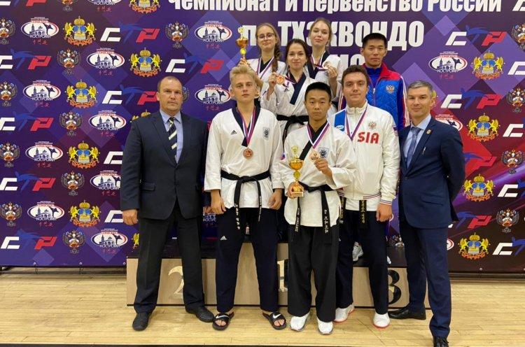 Приморцы выступят на чемпионате Европы по тхэквондо