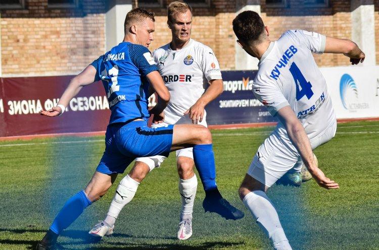 «Динамо-Владивосток» прервало серию побед нулевой ничьей